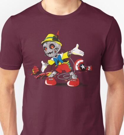 NO STRINGS T-Shirt