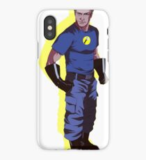 Captain Hammer  iPhone Case/Skin