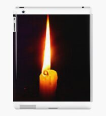 Candle Flame iPad Case/Skin