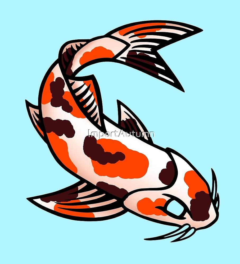 Koi Fish by ImportAutumn