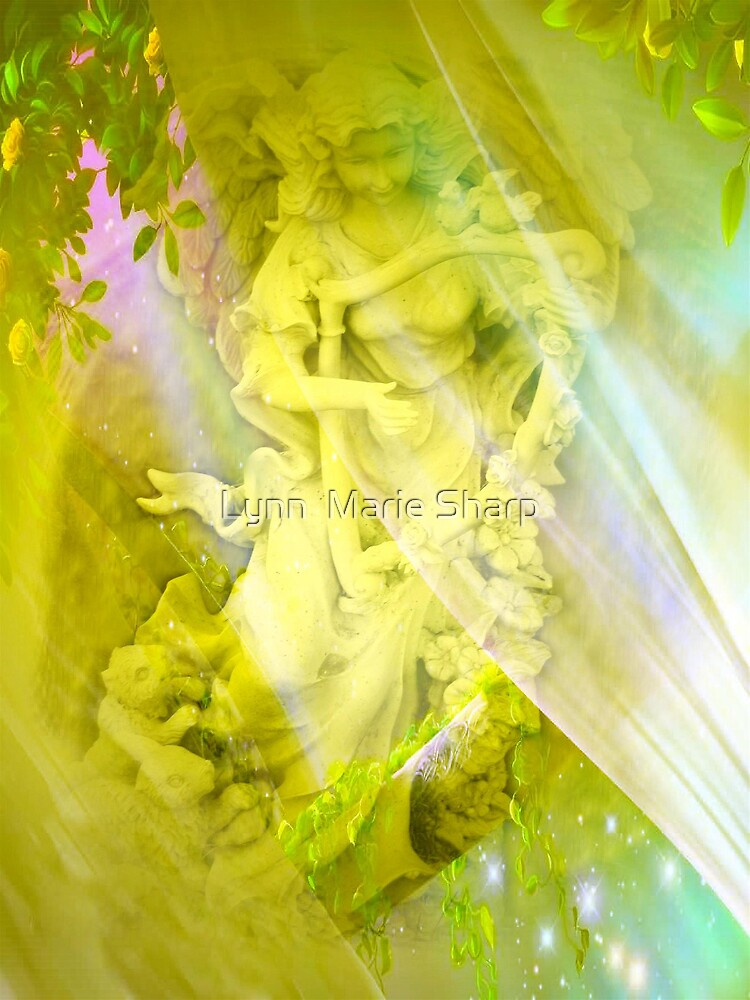 An Angel's Song by Marie Sharp and Sally Omar by Marie Sharp