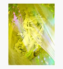 An Angel's Song by Marie Sharp and Sally Omar Photographic Print