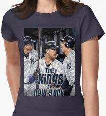 New York Yankees - Stanton, Sanchez,  Judge Women's Fitted T-Shirt