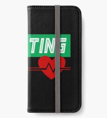 Shooting Is My Heartbeat - Funny Birthday Christmas Valentine Competition Gifts iPhone Wallet/Case/Skin