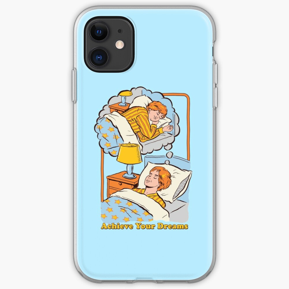 Achieve Your Dreams iPhone Case & Cover