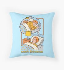 Achieve Your Dreams Throw Pillow