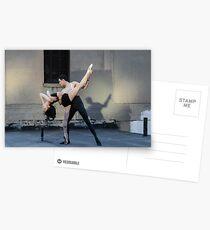 Ballet Postcards