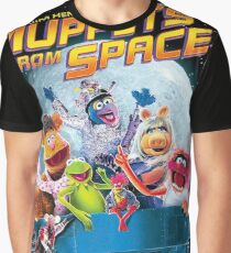 Muppets space Graphic T-Shirt