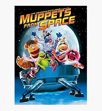 Muppets space Photographic Print