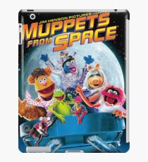 Muppets space iPad Case/Skin