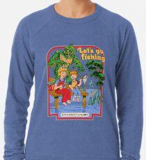 Let's Go Fishing Lightweight Sweatshirt
