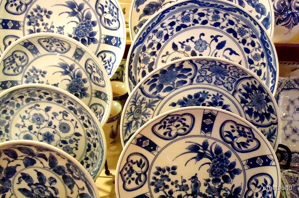 Blue China Blues  ^ by ctheworld
