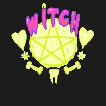 Witch by daphnedumwamba