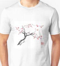 New hope sumi-e painting Unisex T-Shirt