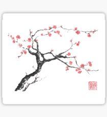 New hope sumi-e painting Sticker