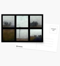 Lost - Polyptych Postcards
