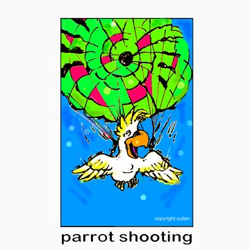 parrot shooting!! by wick