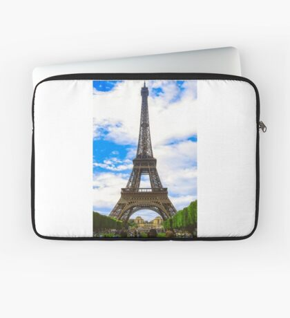 Eiffel Tower 11 Laptop Sleeve