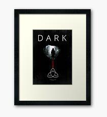 Dark - TV Series Minimal Alternative Fanart Framed Print