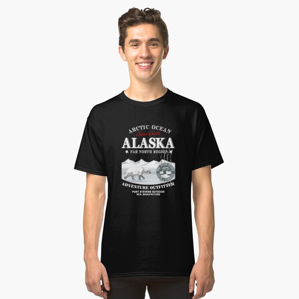 Alaska - Polar Bear - Eisbär Classic T-Shirt