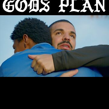Drake - Gods plan by GALAXE