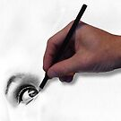 Her Eyes Couldn't Help But Be Drawn In.... by Simon Aberle