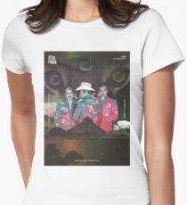 Los Tigres Del Norte - Recultura 014 Women's Fitted T-Shirt