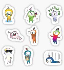 Snapchat Leetle Seedlings Sticker Pack 2 Sticker