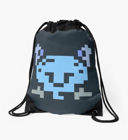 I am your cat Drawstring Bag