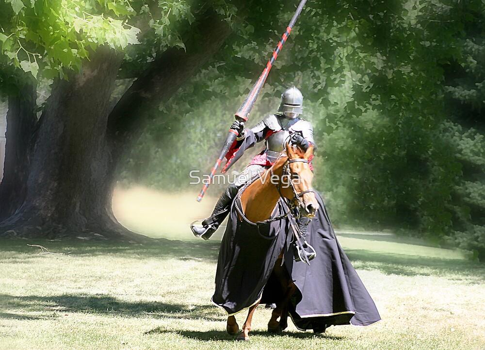 The Knight by Samuel Vega