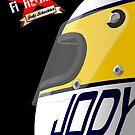 JODY SCHECKTER CLASSIC HELMET by Cirebox