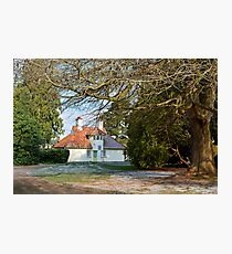 Little Dream House In The Park Photographic Print