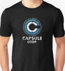 Capsule corporation Unisex T-Shirt