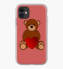 Teddy Love iPhone Case