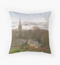 st annes church Throw Pillow