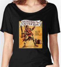 Bounty Hunters of the Outer Rim Women's Relaxed Fit T-Shirt