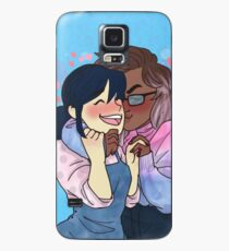 AlyaNette Smooches Case/Skin for Samsung Galaxy