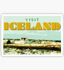 Visit Iceland Sticker