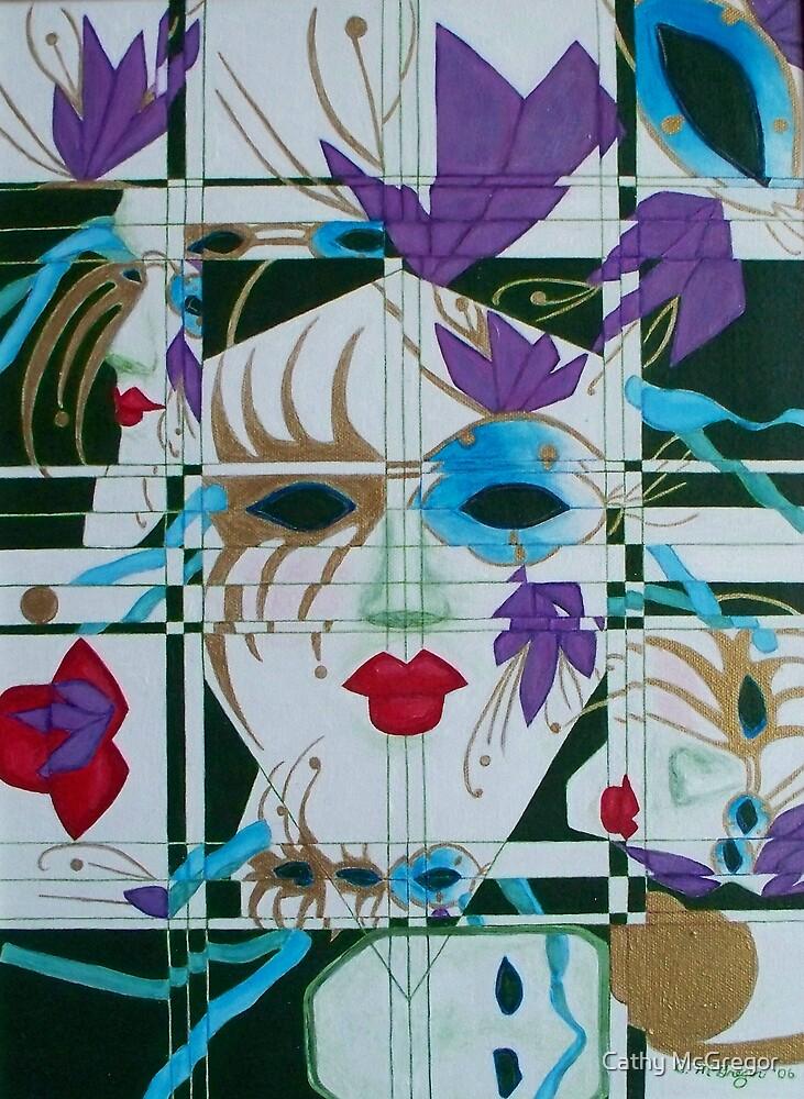 Mardi Gras by Cathy McGregor