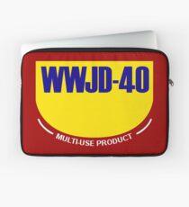 WWJD-40 Laptop Sleeve