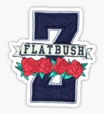 Official Flatbush Zombies - Roses Sticker