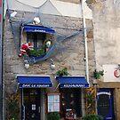 "Bar ""Le Vauban""  Brittany by 29Breizh33"