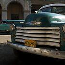 Cuban Chevy  by dragonflyblue