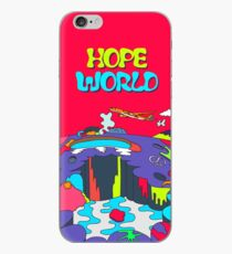 Hope World iPhone Case