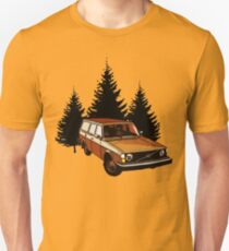 volvo 200 wagon Unisex T-Shirt