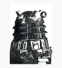 Cosmic Pepper-Pot Photographic Print