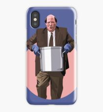 The Office Kevin Chilli iPhone Case