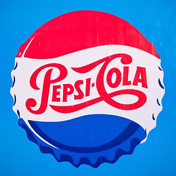 Vintage Pepsi Cola by JadeBrown
