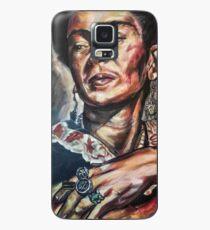 Frida at the lodge  Case/Skin for Samsung Galaxy