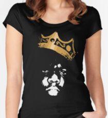 King Biggie Women's Fitted Scoop T-Shirt